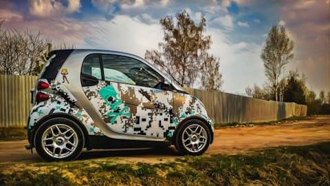 Автовыкуп автомобилей марки Smart